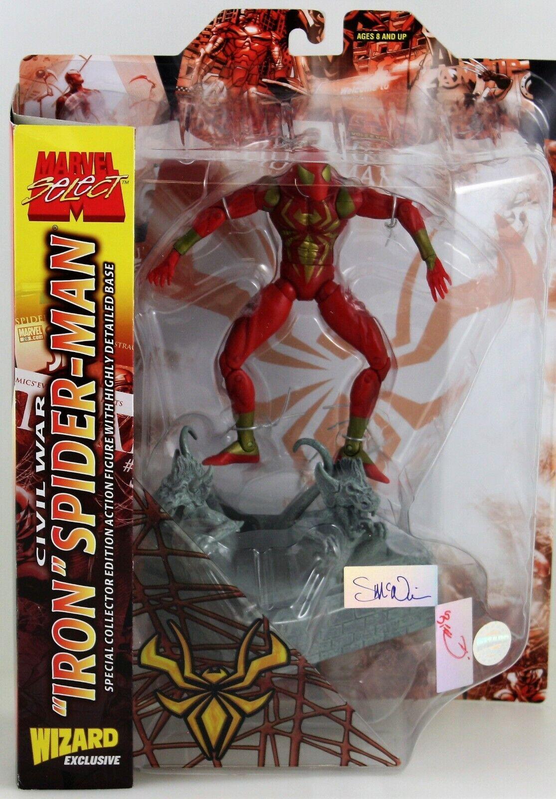 tienda en linea JugueteFare exclusivo de de de la guerra civil  Hierro  Hombre Araña Figura De Acción  Ahorre hasta un 70% de descuento.
