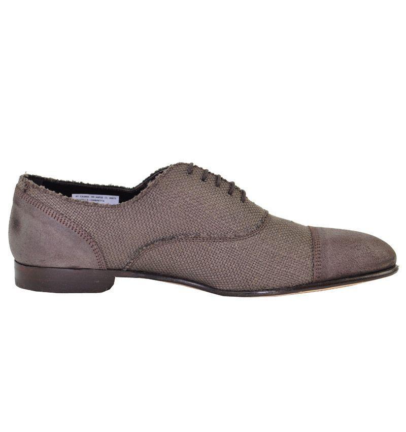 DOLCE & GABBANA SICILIA RUNWAY Schuhe Braun Shoes Brown Chaussures Brun 01626