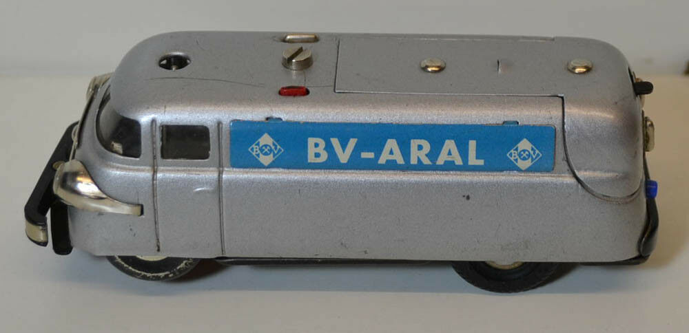 SCHUCO PATENT - Bus - BV ARAL - Varianto Electric 3117 - Made in W.Germany (27)