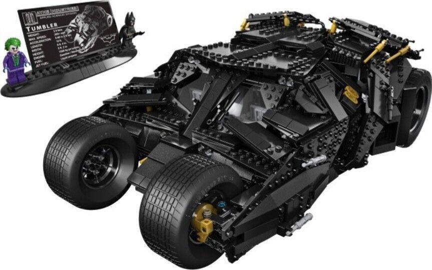 LEGO Super Super Super Heroes 76023 Exklusiv Set The Tumbler NEU & OVP & ungeöffnet bd9192
