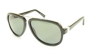 5ad5342ec50 Image is loading ZILLI-Sunglasses -Polarized-Hand-Made-Acetate-Titanium-Black-
