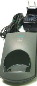 Siemens-Gigaset-3000l-Cargador-3010-3015-3000-confort-Classic-Gris-Top