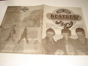 The-Beatles-1961-1973-French-Only-Promo-Bio