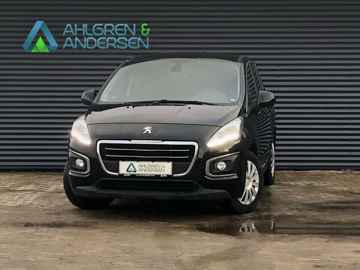 Peugeot 3008 1,6 HDi 114 Active 5d