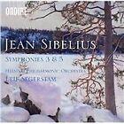 Jean Sibelius - Sibelius: Symphonies Nos. 3 & 5