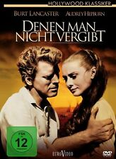 Denen man nicht vergibt (NEU&OVP) Burt Lancaster, Audrey Hepburn, Audie Murphy