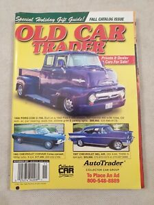 Auto Trader Magazines Old Car Trader November 2007 Classic American Car Magazine Ebay