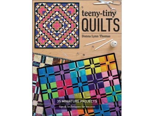 C T PUBLISHING CTP11300  C T TEENY-TINY QUILTS BK