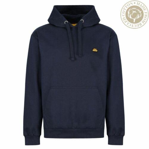 Iron Mountain Workwear Mens Pullover Hoodie Fleeced Hooded Hoody Work Sweater