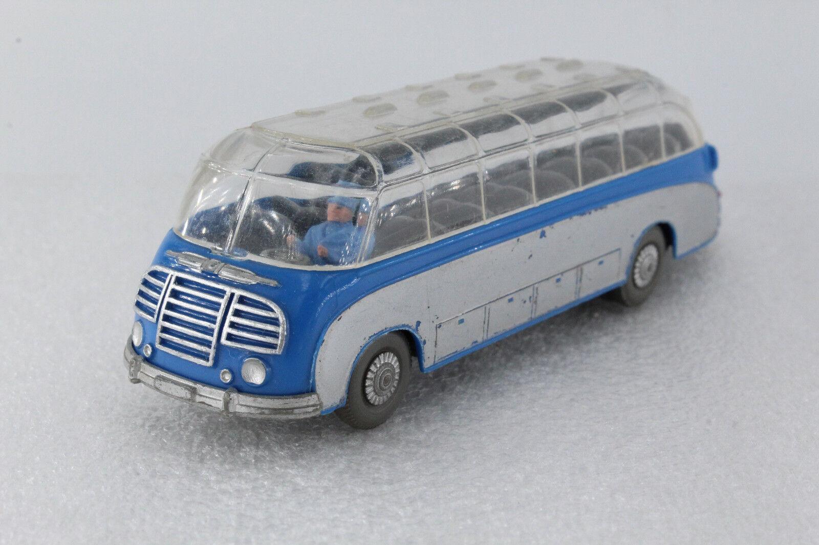 A.s.s Wiking edad autobús Setra azul cielo 1959 GK 730 3 CS 1166 2a 1 wtop