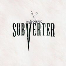 Subverter by The Esoteric (US Metal) (CD, Oct-2006, Prosthetic)