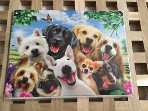 Vintage-Style-Metal-Dog-Sign-Retro-hanging-plaque-DOG-SELFIE-BREEDS-20cm