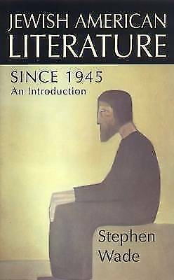 1 of 1 - Jewish-American Literature Since 1945 (British Association for American Studies