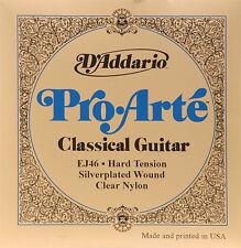 DAddario Pro Arte Guitar Strings Hard Tension
