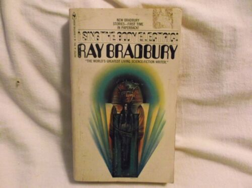 8 Different You Choose Collectible Ray Bradbury Vintage Paperbacks