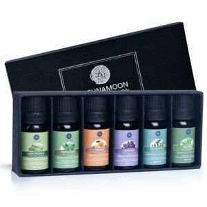 LAGUNAMOON-Top-6-Pure-Aromatherapy-10ml-Essential-Oils-Gift-Set