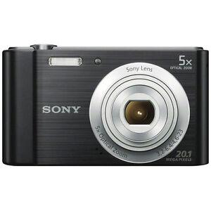 SONY-Cyber-shot-DSC-W800-Espectro-Completo-caza-de-fantasma-Camara-Gran-Angular