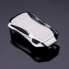 Luxury Fashion Men's Silver Alloy Sports Car Strap Belt Buckle Pin Buckle Casual