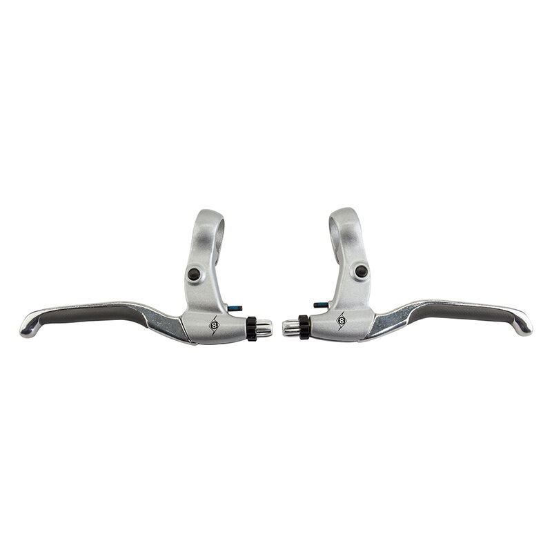 Origin-8 DuoTrigger Convertible Levers Brake Lever Or8 V//canti Duotrigger Aly Bk