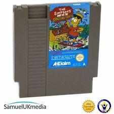 I Simpson-Bart VS lo spazio MUTANTI (NES) (solo cartuccia)