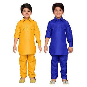 indian boys party wear kids kurta pajama boys dress bollywood style