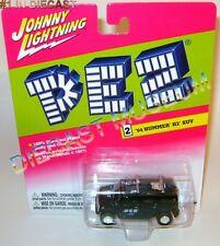 2004 '04 PEZ HUMMER H2 SUV OFF ROAD 4X4 JOHNNY LIGHTNING JL DIECAST RARE