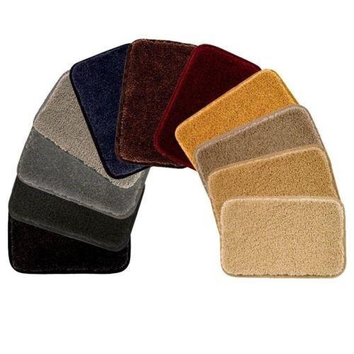 Lloyd LUXE Carpet Floor Mats 4pc Set Choose from 11 Colors