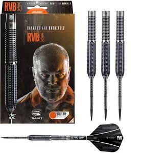 Raymond van Barneveld RVB95 Generation 2 G2 Tungsten Steel Tip Darts by Target