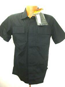 NWT-Womens-5-11-Tactical-Series-TDU-Shirt-Tag-Small-Regular-Dark-Navy