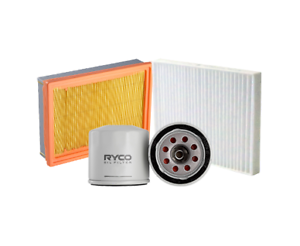 Ryco Oil Filter FOR FORD FIESTA WQ Z781