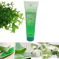 new Pure Aloe Vera Gel Moisturizing Remove Acne Nourish Cream Face Skin Care SK