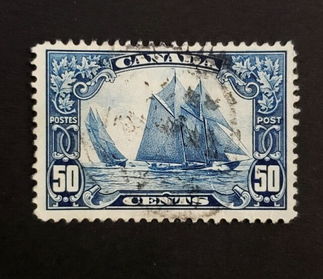 Canada Used Stamp - 1929 50c Scott #158