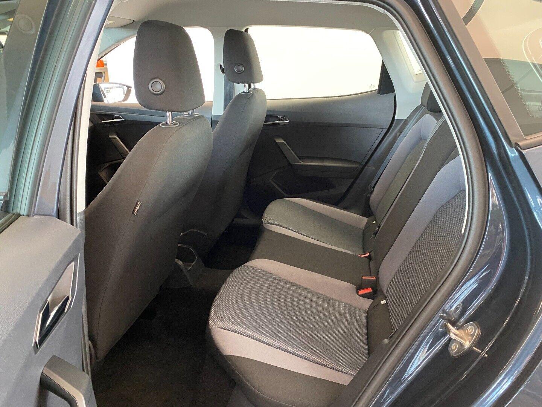 Billede af Seat Arona 1,0 TSi 95 Style