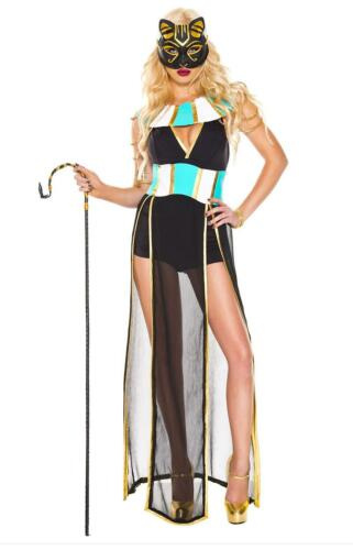 Music Legs Elegant egyptian bastet Halloween Costume 70758