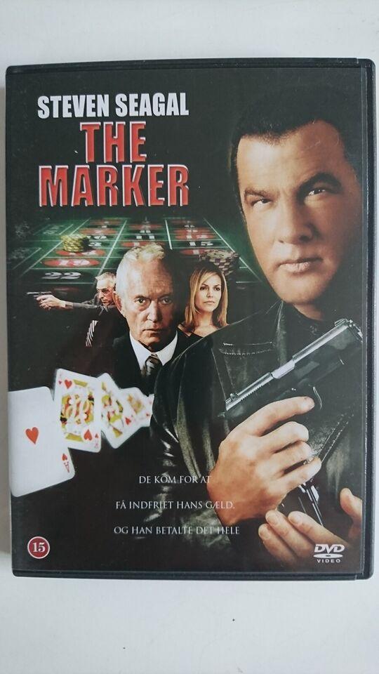 The Marker (Pistol Whipped), instruktør Roel Reiné, DVD