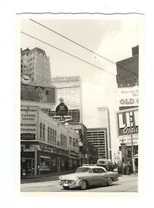 Auto-dallas-downtown-streets-1960-039-s-vintage-photo-g694
