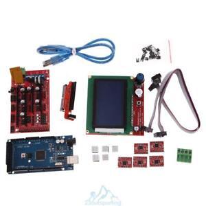RAMPS-1-4-Kit-RepRap-3D-Drucker-USB-Arduino-Mega2560-5X-A4988-Treiber-LCD-12864