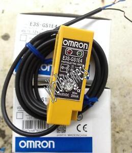 Photoelectric Switch be E3SGS1E4 1Pcs New Omron Plc E3S-GS1E4