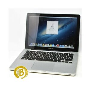 """Notebook Computer Portable Apple Macbook 13 """" A1278 Late 2008 2 Duo 4GB 500GB"""