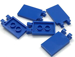 Lego 10 New Tan Tile Modified 1 x 2 Handle Pieces