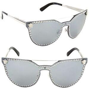 d708fc3f1d1 NEW Authentic Versace VE2180 Pilot Sunglasses 4 Colors  (Choose Color )