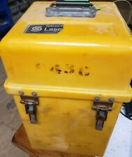 Spectra Physics Laserplane 910944945 Laser Transmitter Carrying Case Only