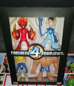 [DVD] 4 fantastiques (Fantastic Four) Collectors Dvd Gift set - TRÈS BON ÉTAT