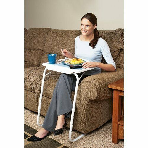 TABLE MATE ll FOLDING GAME BREAKFAST COMPUTER LAPTOP TABLE