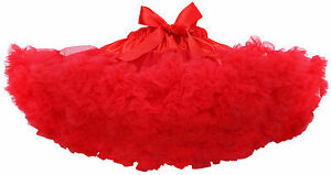 Toddler-Kids-Girls-Party-Ballet-Dance-Wear-Tutu-Skirt-Dress-Pettiskirt-Costume