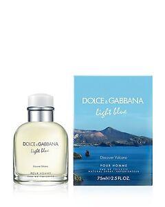 Dolce-Gabbana-Light-Blue-Discover-Vulcano-Pour-Homme-Eau-de-Toilette-75ml-New