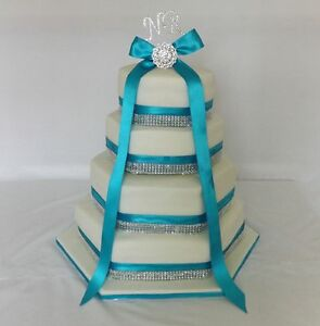 4 Tier Professional Hexagonal Wedding Cake Tins 6 Quot 8 Quot 10 Quot 12