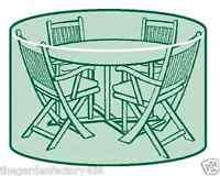 Garden Furniture Covers -  4 Seater Round Patio Set Cover Medium 1.63m Diameter