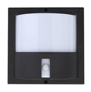 Tp24 5340 Metro Nevada 6W F40 PIR LED IP44 extérieur mur de sécurité noir clair-afficher le titre d`origine EEiJPlHh-07193537-258906244