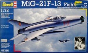 EDPSS260 MiG-21F-13 Fishbed C Eduard Photoetch 1:72 Revell Zoom